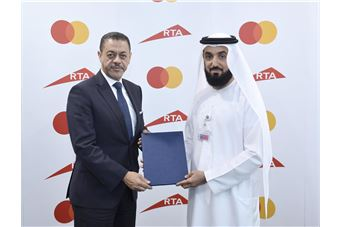 RTA and Mastercard collaborate to enhance public transport payment solutions experience