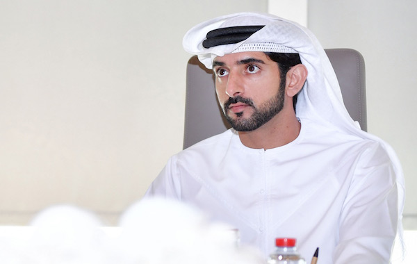 Sheikh Hamdan initiates three-year countdown for Dubai Government's transition to fully digital paperless services