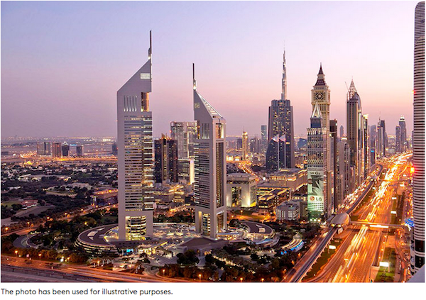 Dubai's urban projects ensure road to success