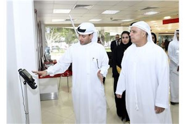Al Tayer launches I-Counter to serve customers 24/7