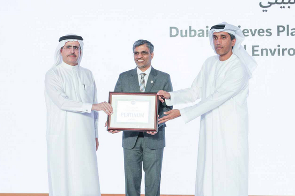 Dubai receives Platinum Rating in LEED for Cities