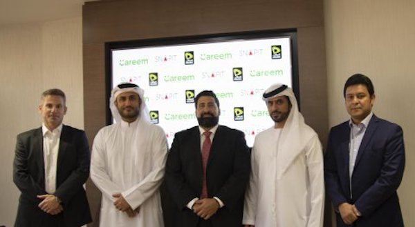 Dubai passengers can soon have WiFi access while on Careem trip